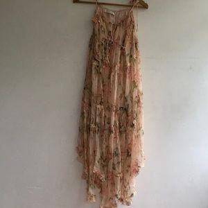 NWT Zimmermann silk dress